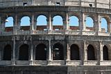 Rome. The Colosseum
