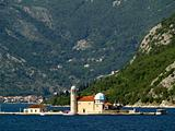 Kotor bay islands