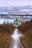 Vydubichi monastery