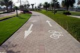 Cycling lane 4