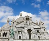 Sacre Ceure cathedral, Paris