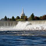 Idaho Falls Landmark