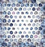 3d cubes seamless pattern.