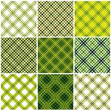 Classic textile seamless patterns.