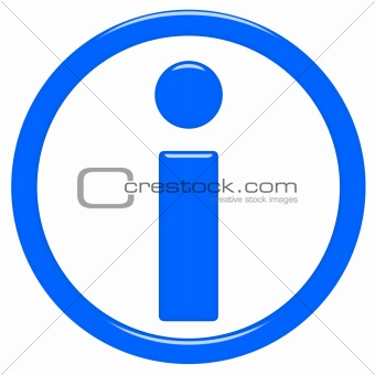 3D Information Symbol