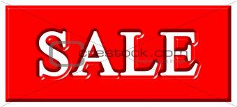 3d Sale Tag