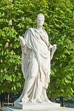Statue In The Tuileries