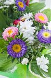 Bouquet summer of florets