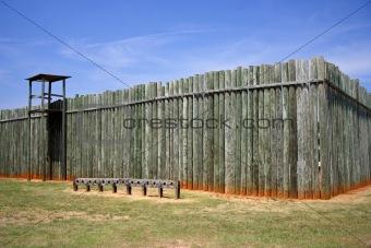 Andersonville Stockade