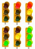 Traffic light combinations