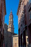 Basilica in Zaragoza
