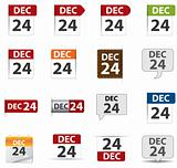 calendar icon for blog