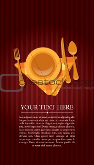 Restaurant invitation