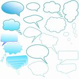 speech bubbles for comic books