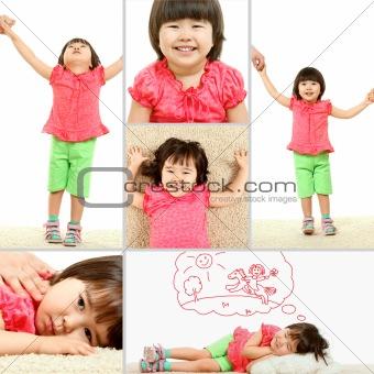 Cute child