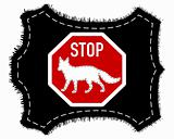 Stop fox fur