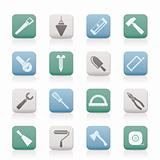 Construction and Building Tools icons
