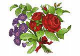 Flower Bouquet vector