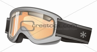 Ski mask vector