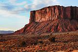 Cliffs of Monument Valley