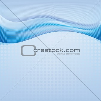abstract modern background with waves