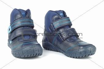 Blue Child Footwear