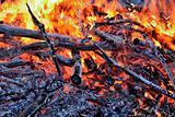 hot fire