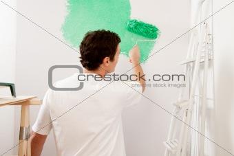 Faceless Painter