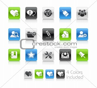 Blog & Internet // Clean Series