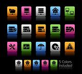 Network, Server &amp; Hosting // Colorbox Series