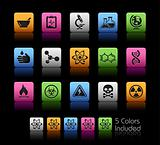 Science Icons // Colorbox Series
