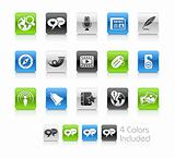 Social Media Icons // Clean Series