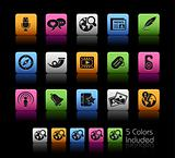 Social Media Icons // Colorbox Series