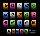 Web 2.0 Icons // Colorbox Series