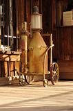 Old Mining Lantern