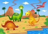Dinosaurs era