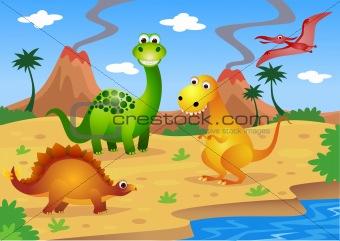 Dinosaurs Era Dinosaurs era