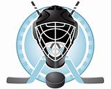 Hockey emblem
