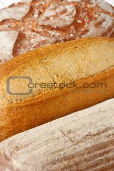 Three bread.