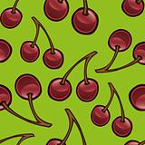 Cherry Repeat Pattern
