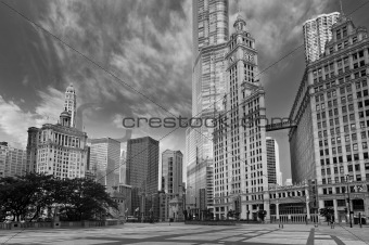 Architecture of Chicago.