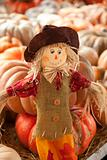 Thanksgiving Doll Scarecrow