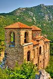 fortress of Assen, Bulgaria