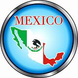 Mexico Round Button