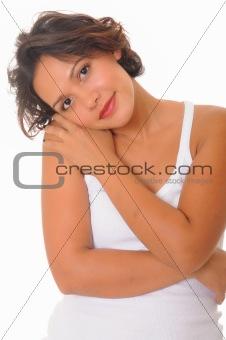 Beautiful Latina Girl