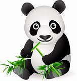 Panda carton