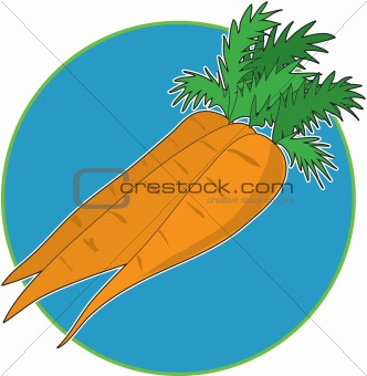 Carrot Graphic