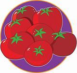 Tomato Graphic