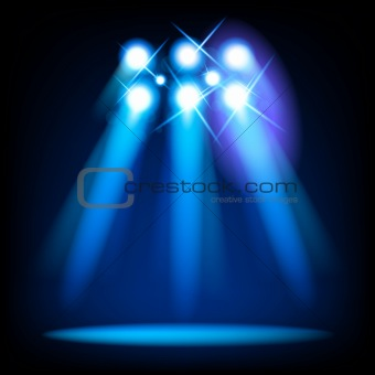 Vector Stage Lights