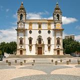 Carmo Church in Faro, Portugal